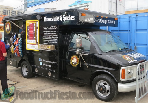 Bada Bing Food Truck Menu
