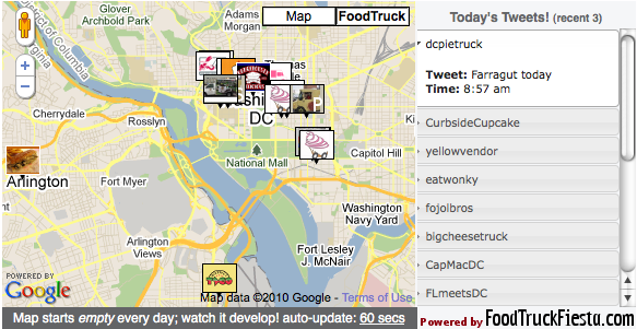 Snow Day DC Food Trucks | Food Truck Fiesta - a real-time automated ...