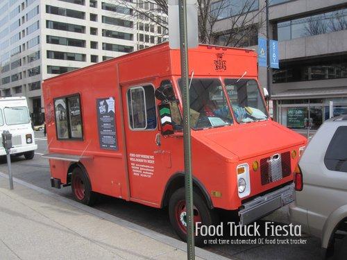 Meathead DC food truck
