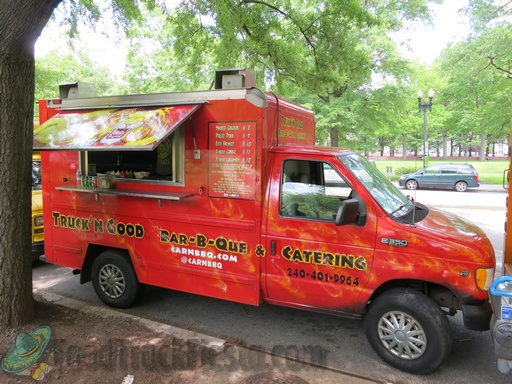 Taco Bar Food Truck Maryland