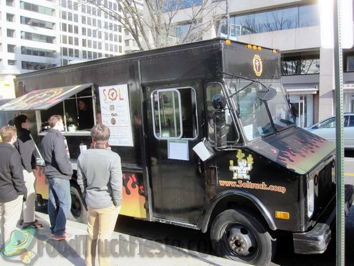 Sol Mexican Grill Dc Food Truck Food Truck Fiesta A Real Time