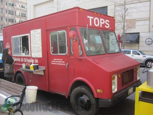 Tops Food Truck