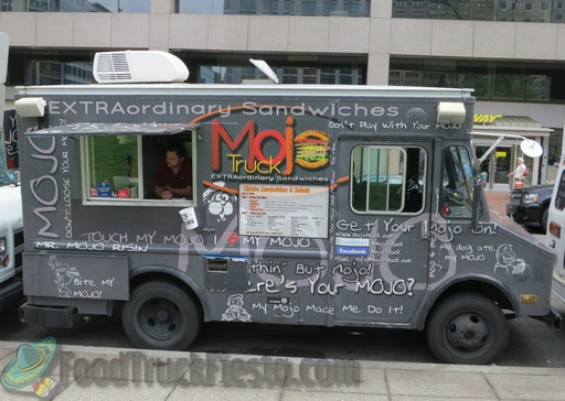 Mojotruck Dc Food Truck Food Truck Fiesta A Real Time Automated