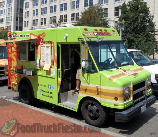 Food Truck In Harrisburg Il
