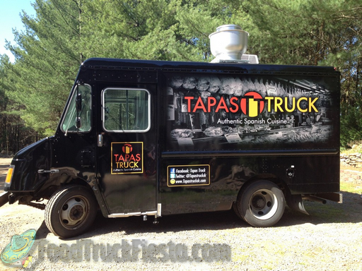 Tapas Dc Food Truck