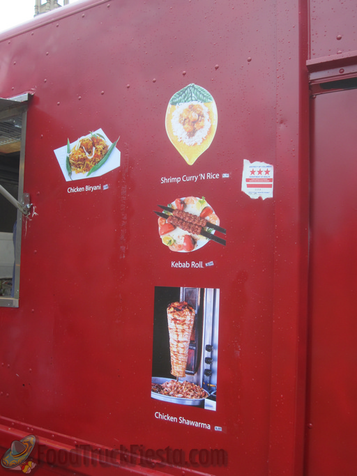 Kebatik Kabab Dc Food Truck Food Truck Fiesta A Real Time