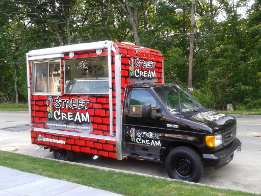 Street Cream DC Food Truck