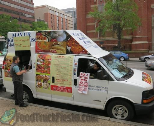 mayur kabob house truck