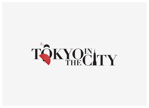 Tokyo In The City DC Food Truck Logo