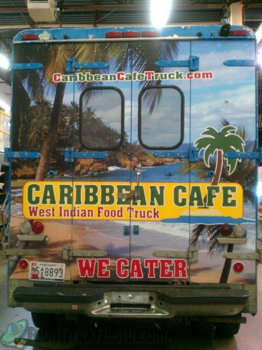 Caribbean Cafe DC Food Truck