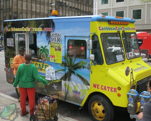 Caribbean cafe dc food truck food truck fiesta a real for Kitchen 88 food truck utah menu