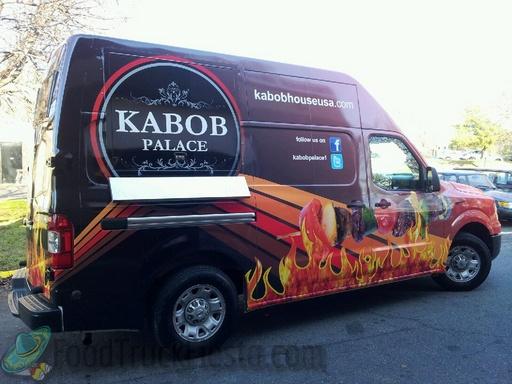 Kabob Palace DC Food Truck