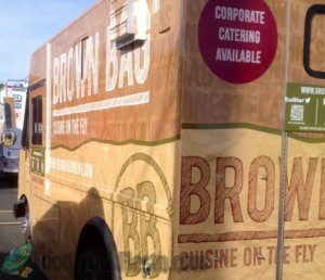 Brown Bag Food Truck