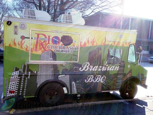 Rio Churrasco DC food truck