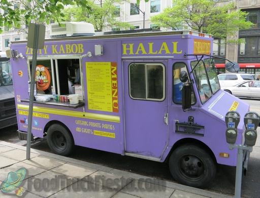 zesty kabob truck