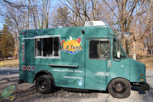 LA Taco DC Food Truck