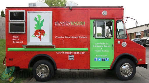 Randy Radish DC Food Truck