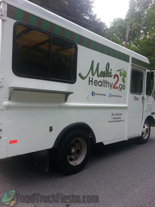 Meski Healthy 2 go Truck
