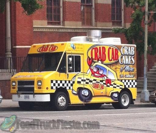 Seafood Food Truck Dc