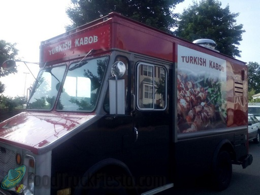Turkish Kabob Dc Dc Food Truck Food Truck Fiesta A Real Time