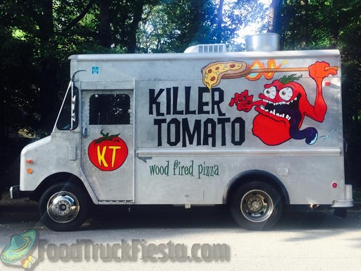 Poke Food Truck Dc